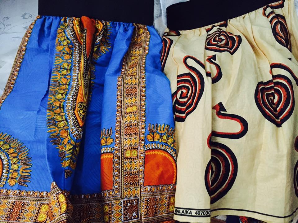 ウガンダで服をオーダー