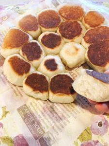おうち時間の充実 パン作