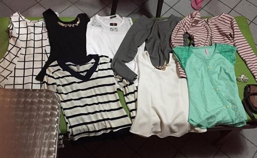 世界一周中に買った服