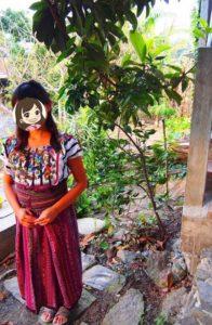 グアテマラのウイピル