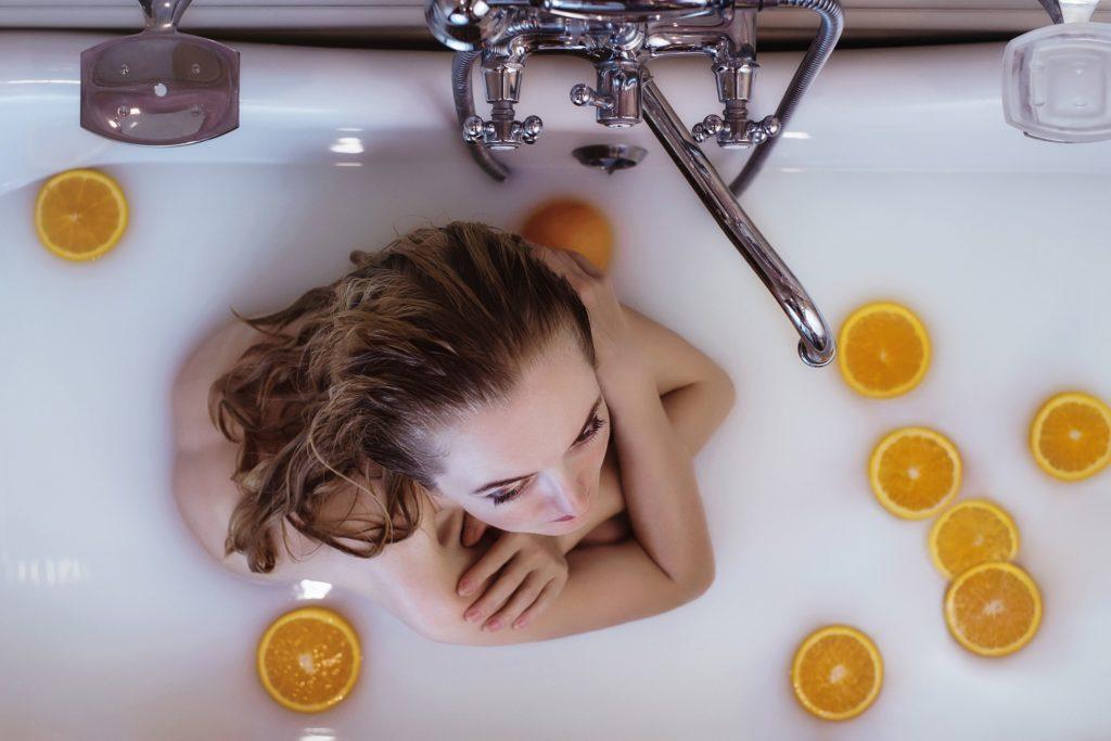 おうち時間の充実 お風呂