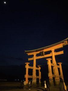 宮島でリゾートバイト