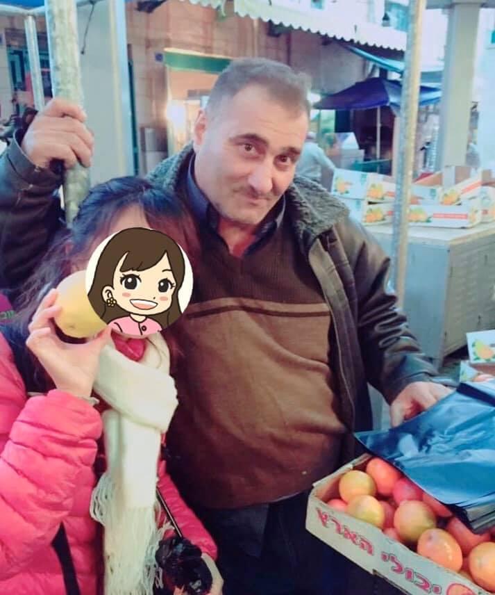 ベツレヘムの市場