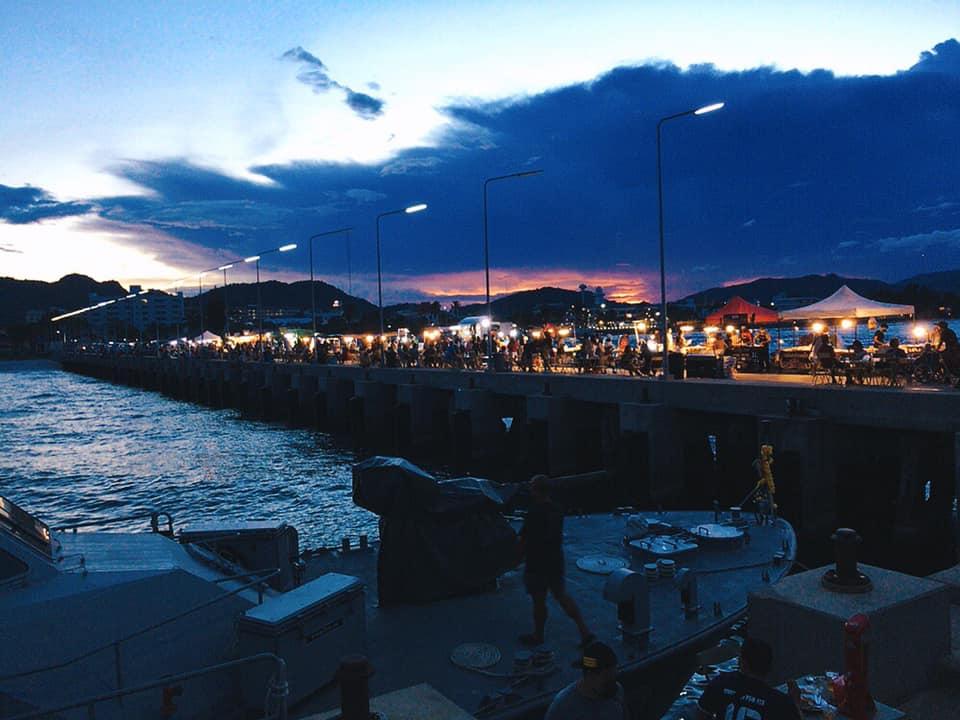 【タイ・ホアヒンの穴場】夕暮れ時の情緒あふれる桟橋「サパーン・プラー(Saphan Pla)」