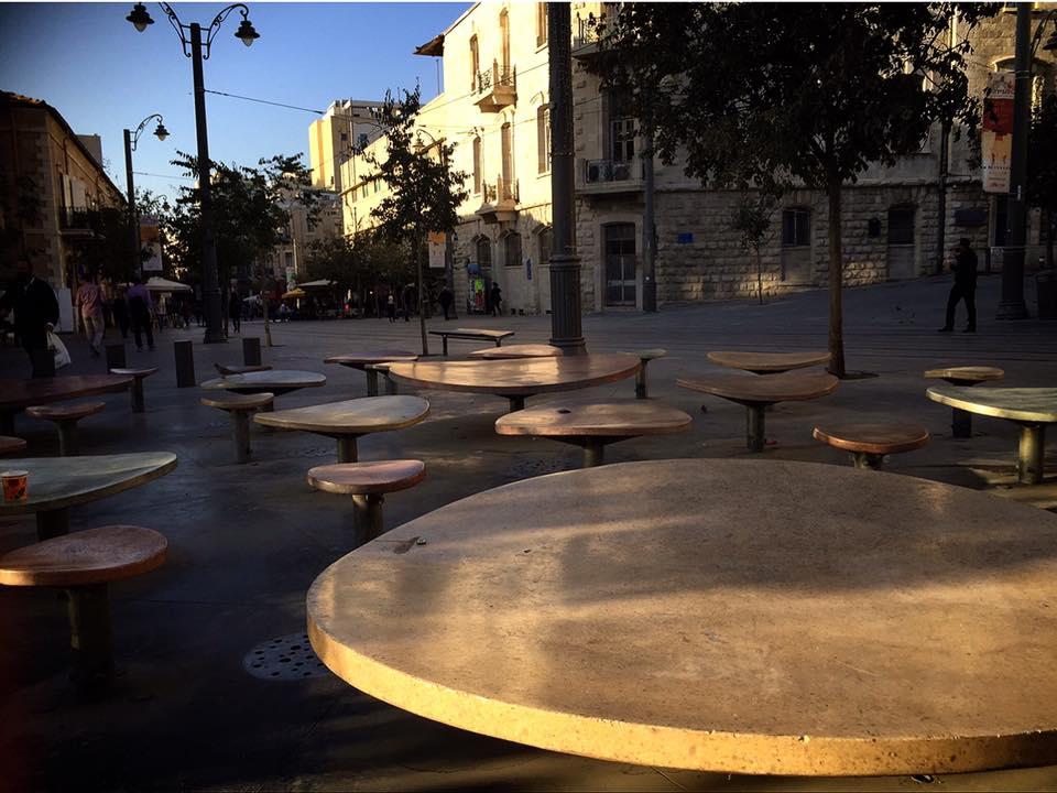 エルサレム新市街