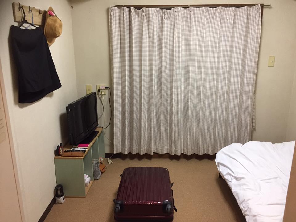 和歌山県・南紀白浜リゾートバイトの寮