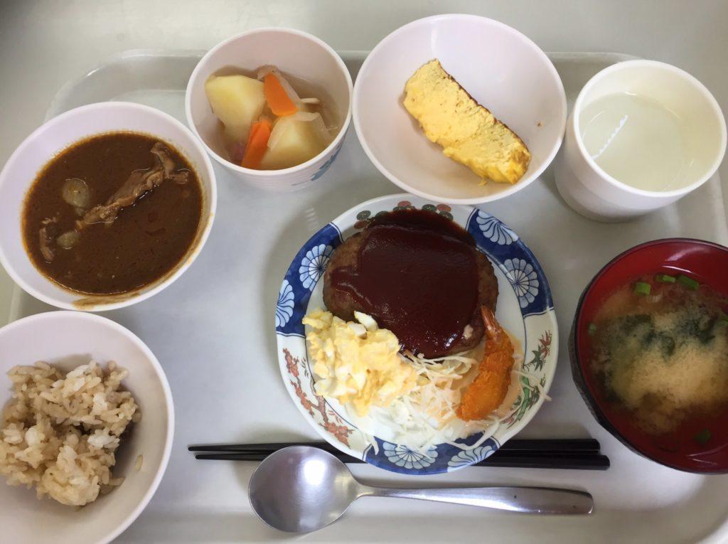 和歌山県・南紀白浜リゾートバイトの食事