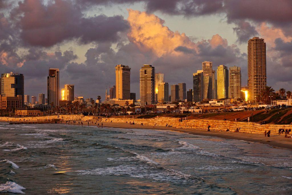 イスラエルの第2の都市テルアビブ