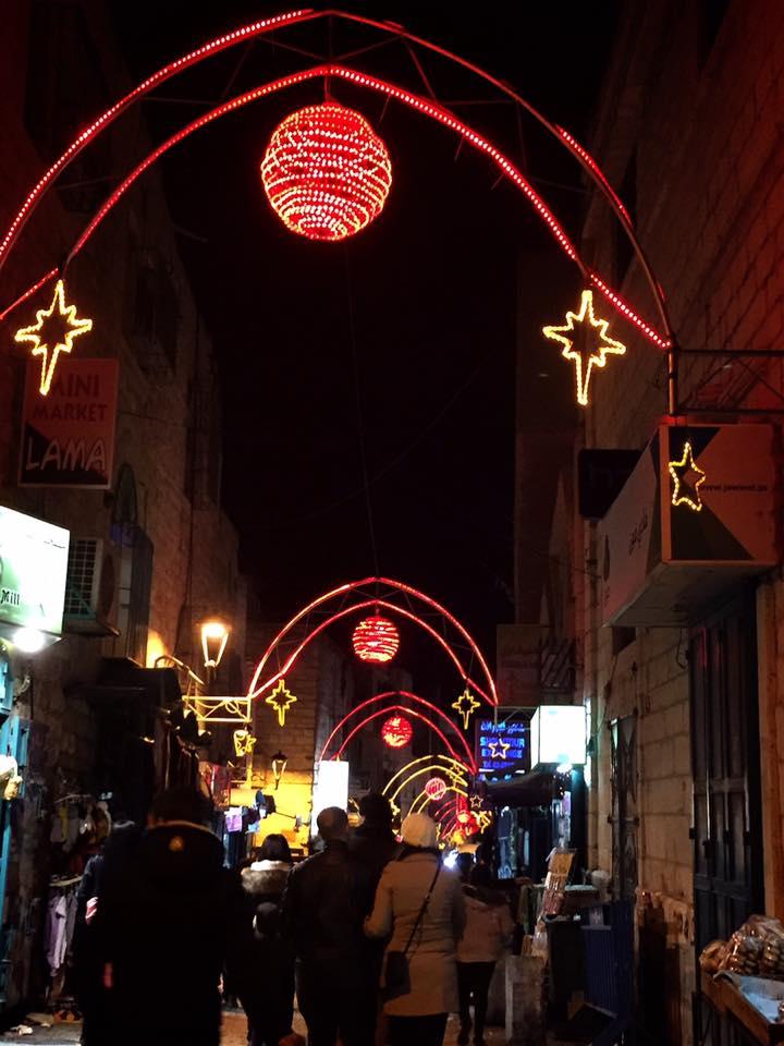 パレスチナ自治区 ベツレヘム