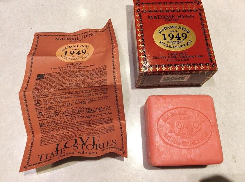 【タイ土産に最適】マダムヘン・ハーブ配合のオーガニック石鹸 高級