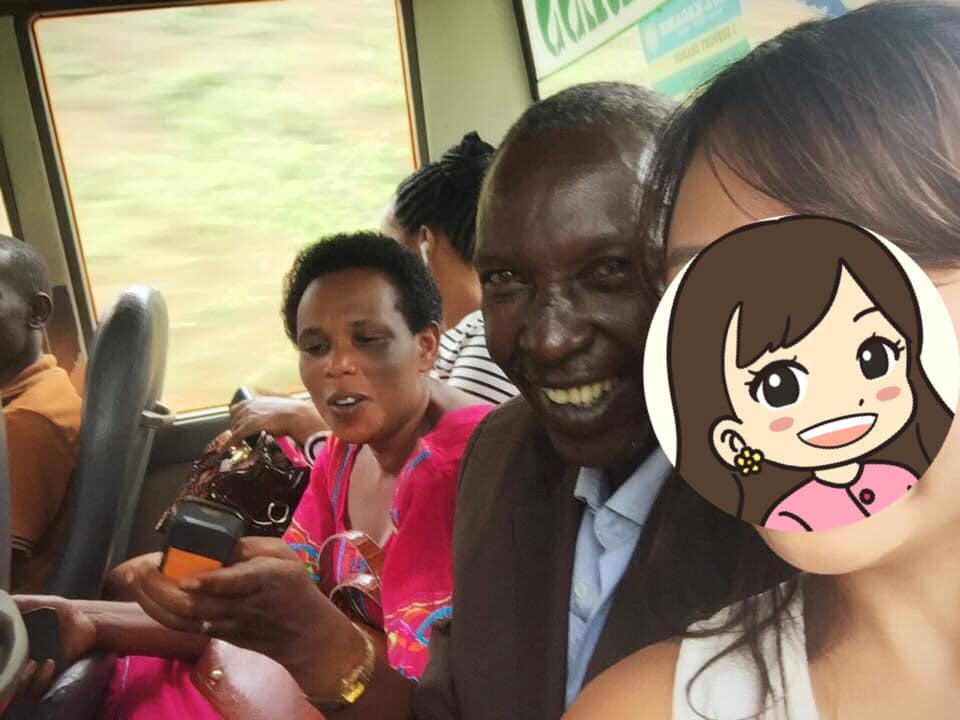 ルワンダでの出会い