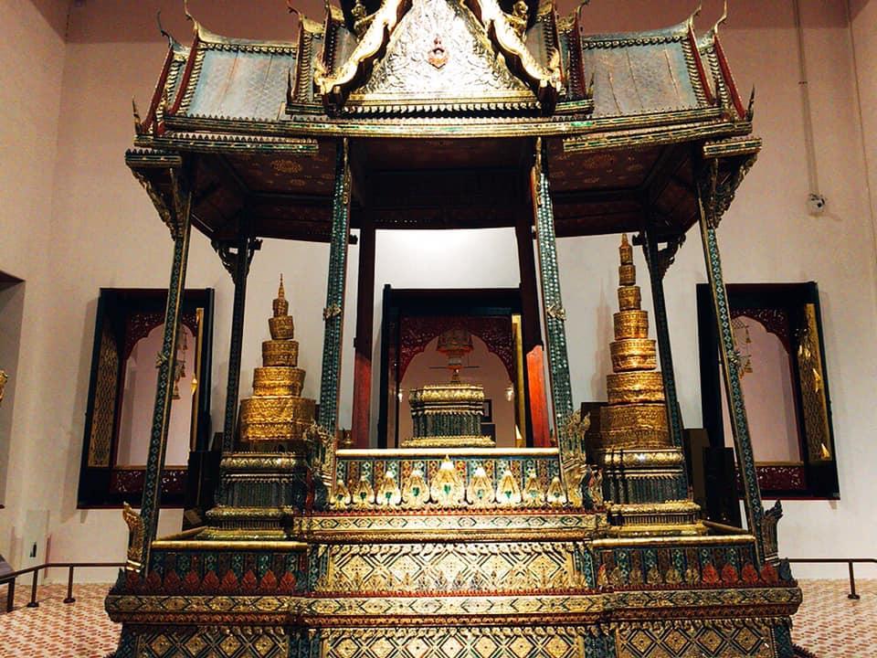 バンコク国立博物館 中央宮殿