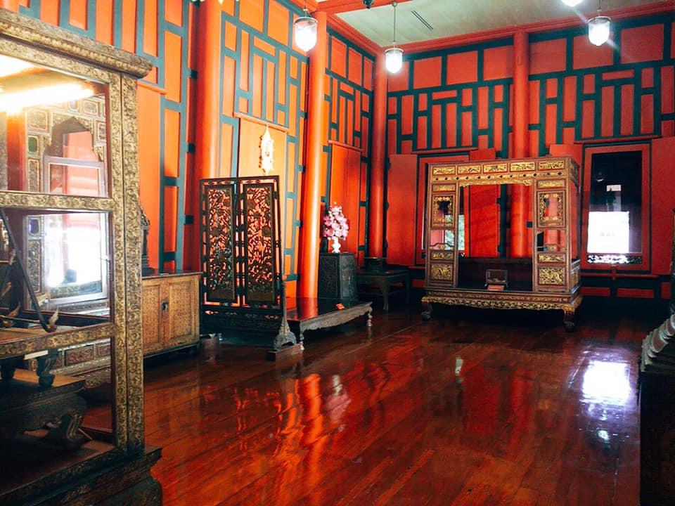 バンコク国立博物館 赤い館