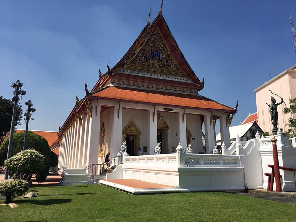 バンコク国立博物館 ブッダ礼拝堂
