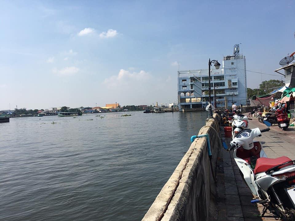 マハチャイ ターチン川