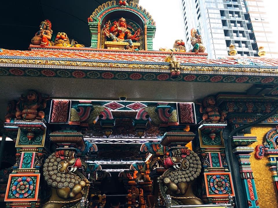 バンコク最大のヒンドゥー寺院『ワット・ケーク/Wat Khaek』Sri Maha Mariamman Temple
