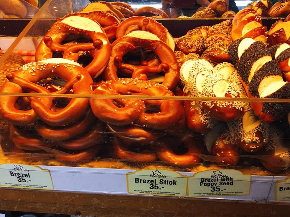 『Bei Otto(ベイオットー)』本格ドイツパンやシュトレンが買えるデリ&ベーカリー プレッツェル