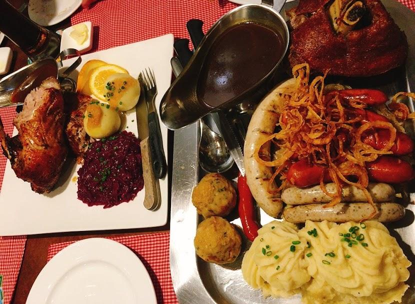 『Bei Otto(ベイオットー)』本格ドイツ料理レストラン