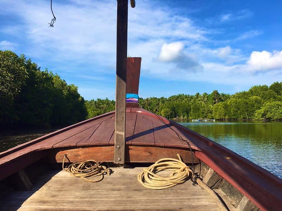 タイの秘境リゾート「ヤオヤイ島」の魅力 釣り