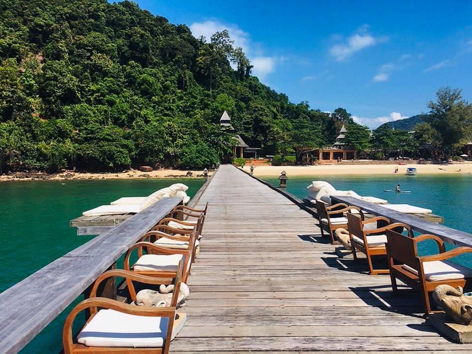 タイの秘境リゾート「ヤオヤイ島」の魅力
