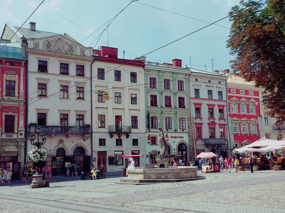 東欧ウクライナの魅力5選  リヴィウ