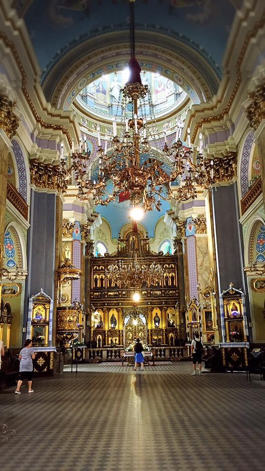 東欧ウクライナの魅力5選 東方典礼カトリック教会