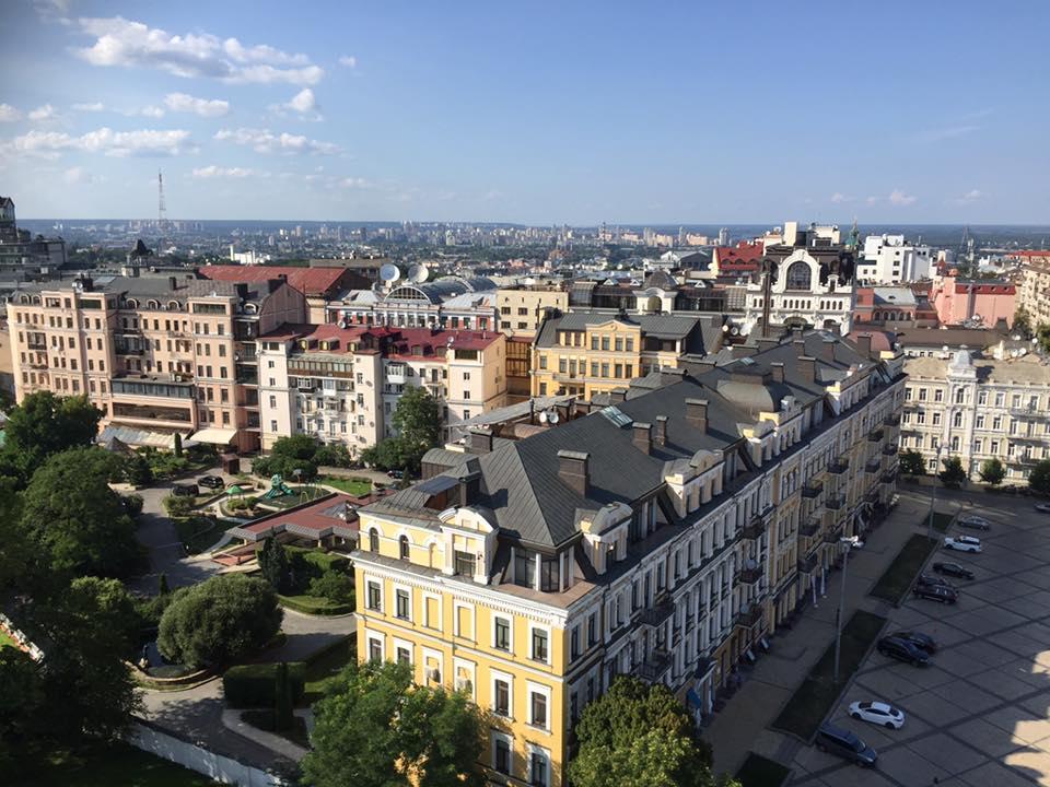 東欧ウクライナの魅力5選  キエフ