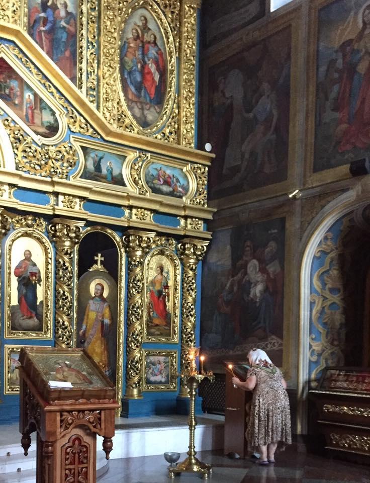 東欧ウクライナの魅力5選 正教会の教会