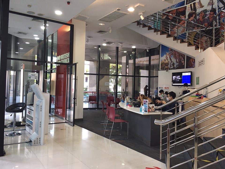 タイ・バンコクの英会話スクール British Council(ブリティッシュ・カウンシル)【授業の雰囲気など】