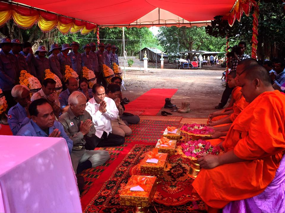 【カンボジア地雷処理】高山良二さんに3日間の同行をして①【バッタンバン州タサエン村】