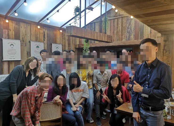 タイ・バンコクの英会話スクール|British Council(ブリティッシュ・カウンシル)【授業の雰囲気など】クリスマスパーティー