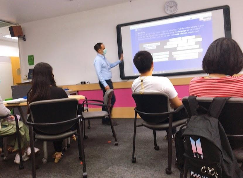 タイ・バンコクの英会話スクール|British Council(ブリティッシュ・カウンシル)【授業の雰囲気など】