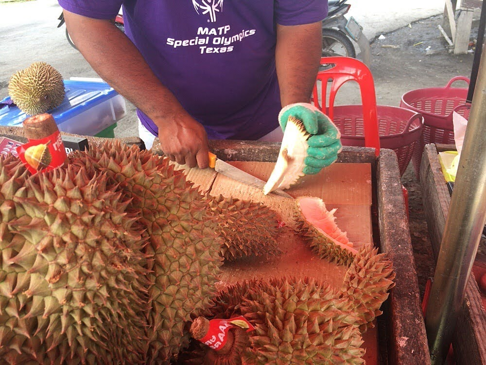 タイに来たら絶対食べたい!南国フルーツ10選【旬の時期やおすすめの食べ方も紹介】ドリアン