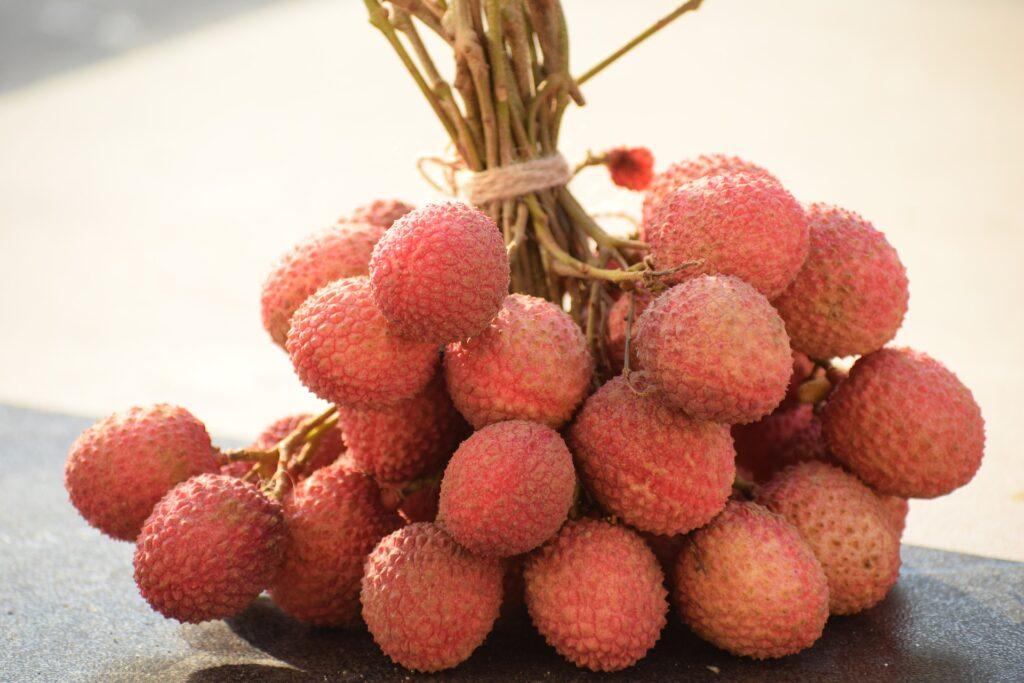 タイに来たら絶対食べたい!南国フルーツ10選【旬の時期やおすすめの食べ方も紹介】ライチ
