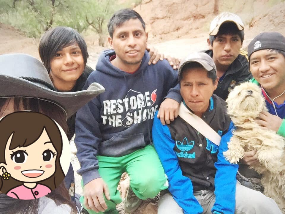 絶景!ボリビア南部の秘境『トゥピサ』で乗馬体験 西部劇の世界に感動